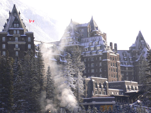 The Fairmont Banff Springs Hotel Banff Canada